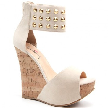 Increase your sassy with wedges